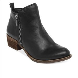 Lucy Brans ankle booties